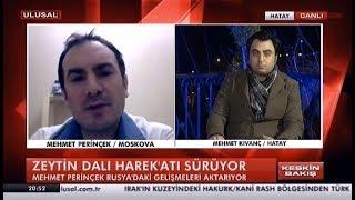 Mehmet Perinçek, Rusya'nın Suriye'deki gelişmelere bakışını değerlendirdi (Zeytin Dalı Har