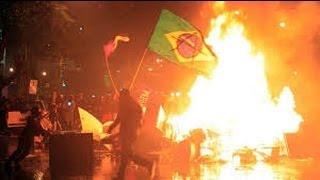Brazil: teachers' protest in Rio de Janeiro turns violent