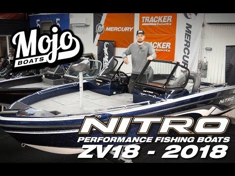 Mojoboats - Nitro ZV18