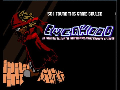 So I found this game EVERHOOD |