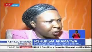 Mshukiwa apatikana na dawa za kulevya Syokimau