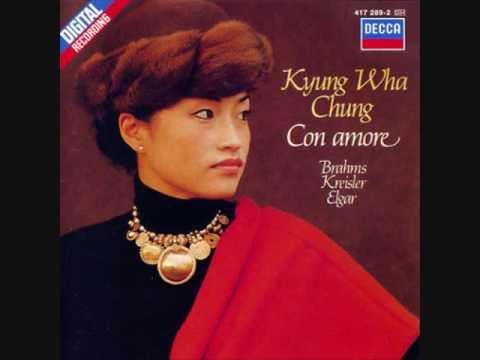 Kyung Wha Chung - Brahms Hungarian Dance No.1