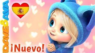 💕 Skidamarink   Videos para Niños   Canciones Infantiles   Dave y Ava 💕