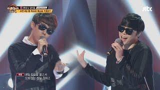 [풀영상] 휘성 & 김진호 'Insomnia♪' 히든싱어4 [도플싱어 가요제 2회]