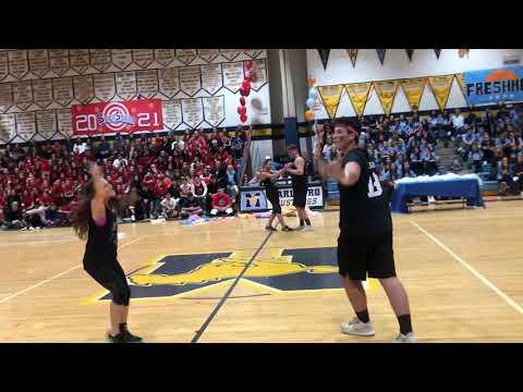 Marlboro High School Seniors Class of 2019 Dance Battle of the Clases!