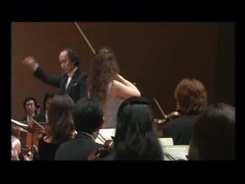 Frederieke Saeijs - Berg Violin Concerto - 1/4
