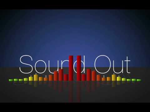 Music visualizer screen saver