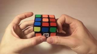 Простой способ собрать кубик Рубика. Видеоурок. Шаг 3 из 6.