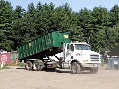 Zero Waste & Recycling Services Inc., Waste Handling, Bow, NH