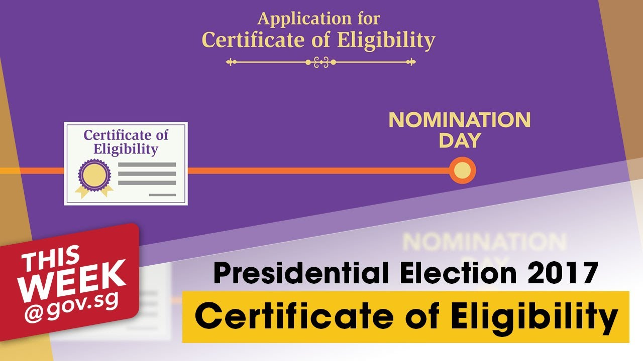 Thisweekgov certificate of eligibility process explained thisweekgov certificate of eligibility process explained 1betcityfo Image collections