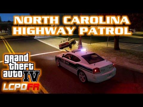 LCPDFR State Patrol - North Carolina Highway Patrol - Suicidal Driver