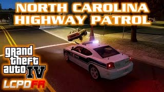 LCPDFR State Patrol - North Carolina Highway Patrol - Suicidal Driver