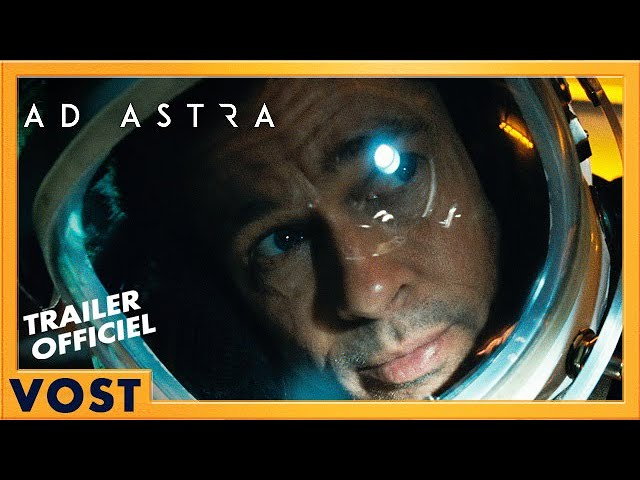 Ad Astra | Bande-Annonce IMAX [Officielle] VOST HD | 2019