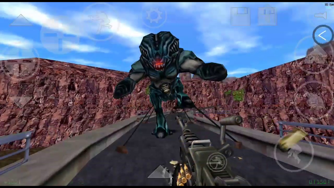 Half life opposing force Android