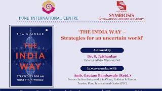 Book Discussion: Dr. S. Jaishankar in conversation with Amb. Gautam Bambawale (Retd.)