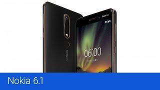 Nokia 6.1 (recenze)