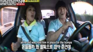 Kim Jong Kook & Cha Tae Hyun funny arguing (VERY FUNNY) (ENG SUB)
