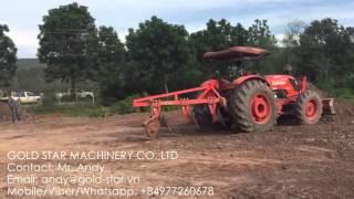 kubota tractor 95hp