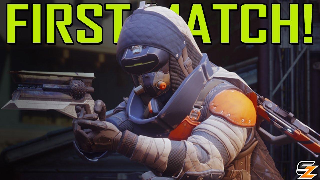 Matchmaking in destiny beta