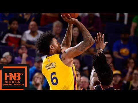 Golden State Warriors vs Phoenix Suns Full Game Highlights / March 17 / 2017-18 NBA Season