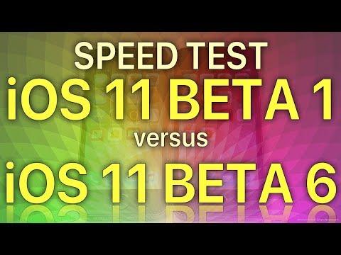 iOS 11 Beta 1 vs iOS 11 Beta 6 / Public Beta 5? How much progress has Apple made in 5 releases.
