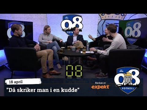 """08 Fotboll: """"Då skriker man i en kudde"""""""