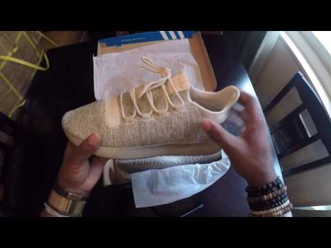 Adidas Tubular Shadow Knit unboxing and review