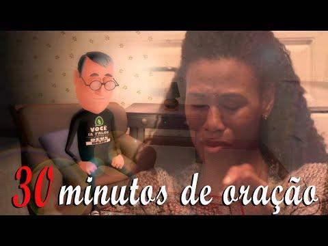🔴VENHA ORAR CONOSCO! 30 MINUTOS DE ORAÇÃO | ANIMA GOSPEL