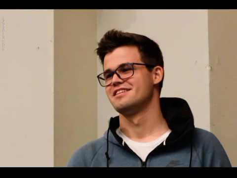 Magnus Carlsen vs Jeffery Xiong Isle of Man Open (2017)