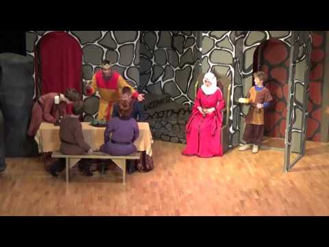 MacBeth - Part 1 (Muncie IN - Shakespeare PlayWorks 2016)