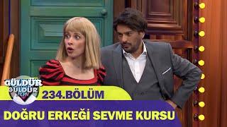 Doğru Erkeği Sevme Kursu - Güldür Güldür Show 234.Bölüm