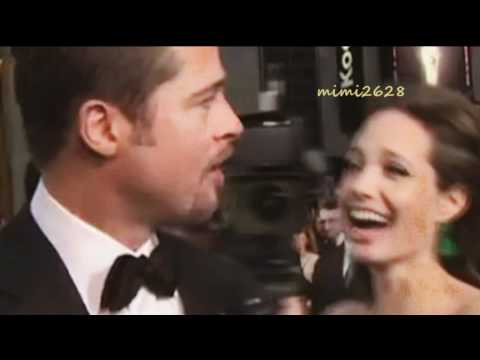 Angelina Jolie &  Brad Pitt - Love song