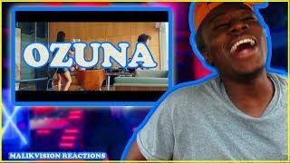 OZUNA REACTION ! Ozuna - Se Preparó ( Video Oficial ) | Odisea | 2018 LATIN MUSIC REACTION