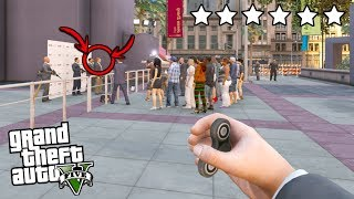 COMPRO UN FIDGET SPINNER Y ME DAN 6 ESTRELLAS!! - Grand Theft Auto V