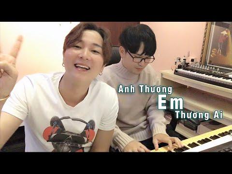 Anh Thương Em Em Thương Ai   Đinh Tùng Huy - Trịnh Thiên Ân [ LIVE ]