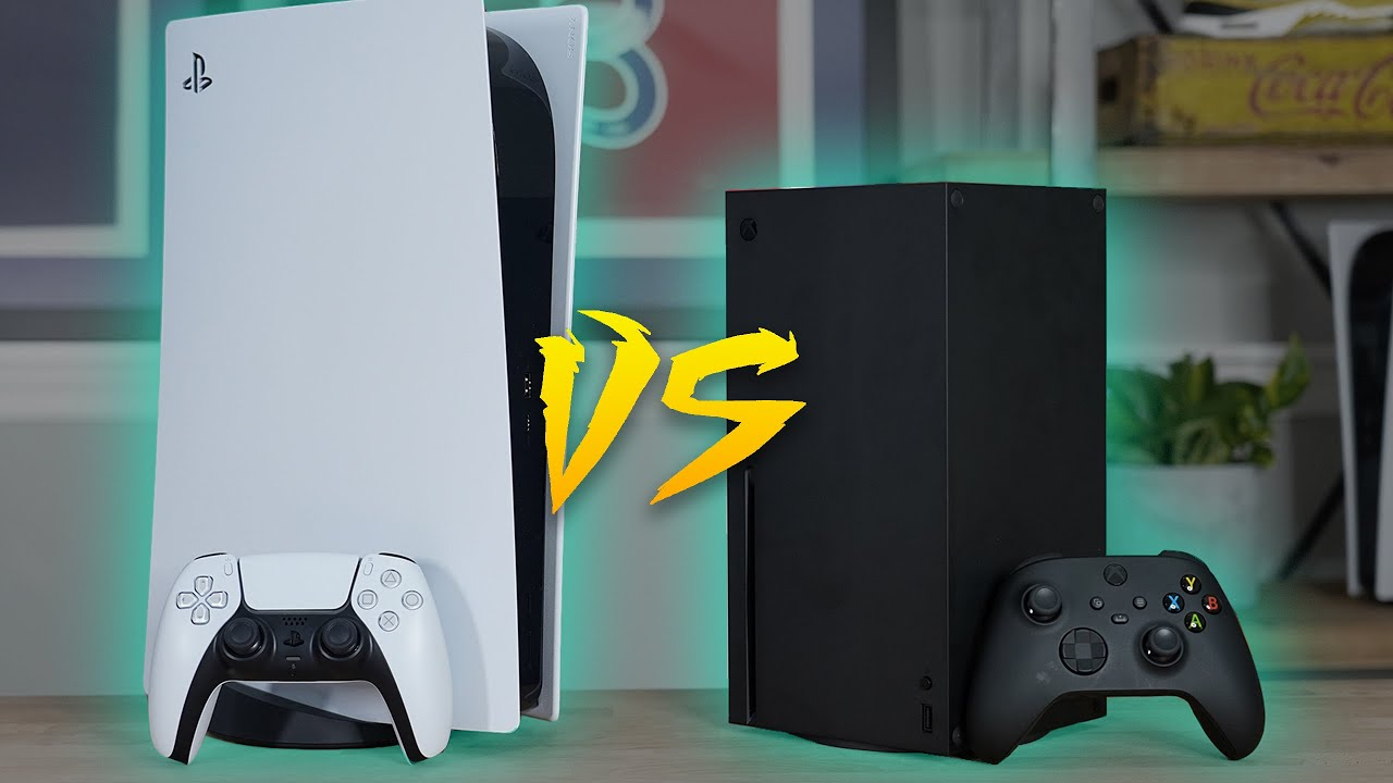 WHICH SHOULD YOU BUY?! Sony Playstation 5 VS XBOX Series X