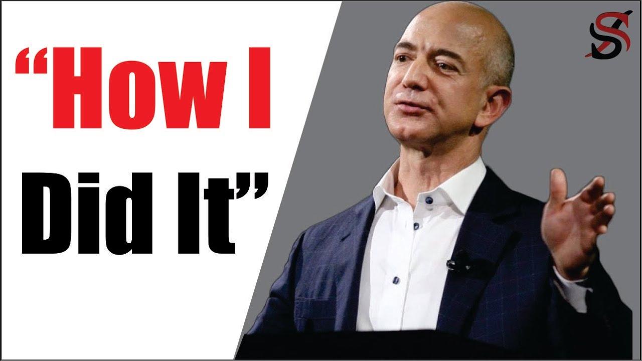 Jeff Bezos' 7 Secrets of Success (No. 4 Can Change Your Life)