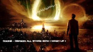 Coone - Defqon All Stars 2014 (Mash Up) [HQ Free]