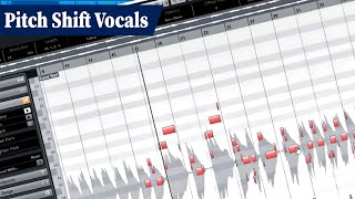Pitch Shift Vocal Doubles