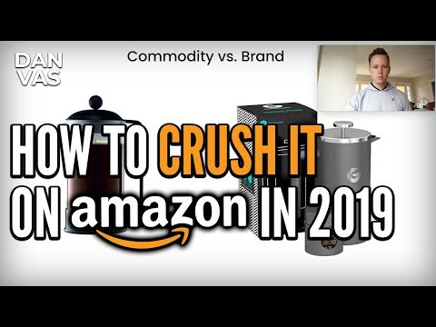 How To Crush It On Amazon FBA In 2019 🔥 | 0 To Profit In 90 Days