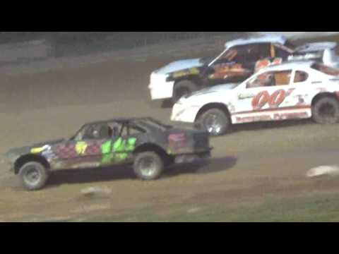 Street Stock Feature Luxemburg Speedway 7/11/17