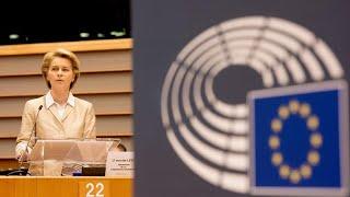 """União Europeia à Espera De Um """"novo Plano Marshall"""""""