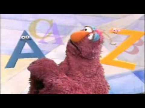 Telly - The Alphabet Song