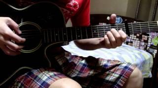 ソードアート・オンライン II ED 1 - Startear ギター Tab : http://www...
