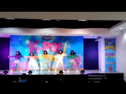 GIRLS(X)TREME DUMB DUMB (RED VELVET) COVER @ PACIFIC MALL KP