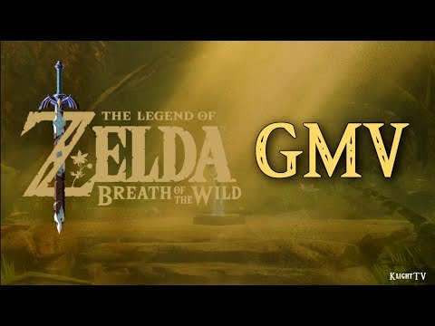 GMV : The Legend Of Zelda Breath Of The Wild l The memories of a prodigy
