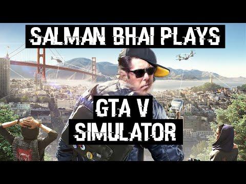 Stealth Mission in Watchdogs 2 Salman Bhai Edition | Stain |