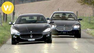Maserati, History of an Italian Legend - A Look Inside the Maserati Factory