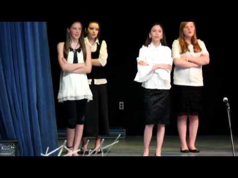 Alto's lament Sierra Ridge Middle school concert