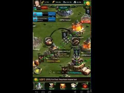 Clash Of Kings Teleport Raid